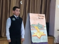 Конкурс стихов о войне в Кикеринской школе