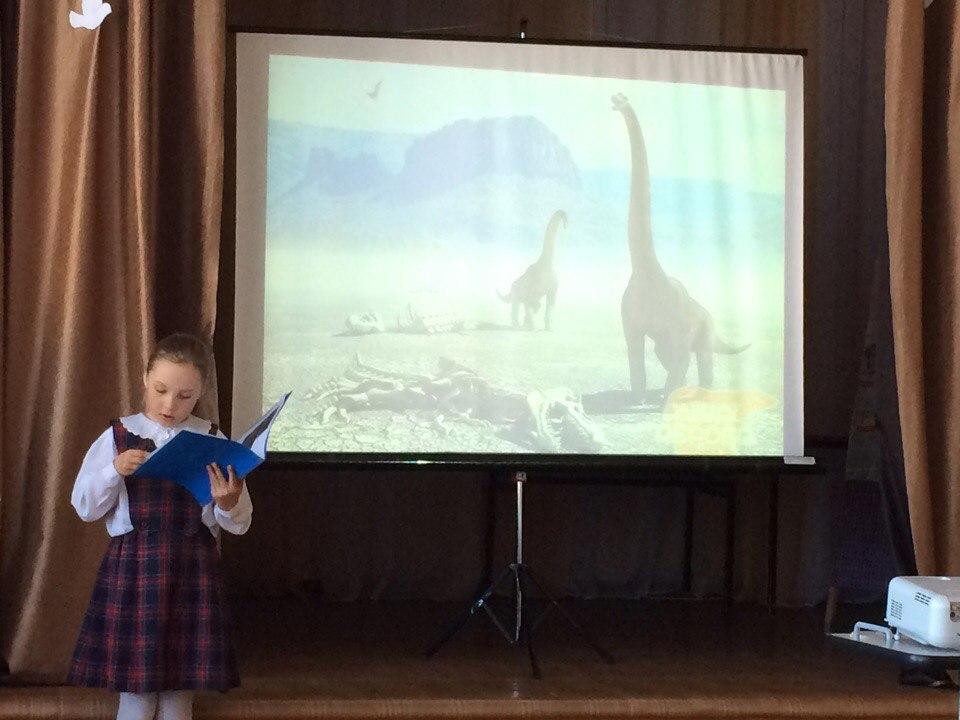 Неделя защиты проектов в Кикеринской школе