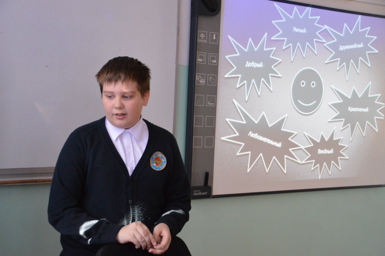 Ученик года 2016 в Кикеринской школе
