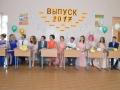 Выпуск 11 класса в Кикеринской школе 2017