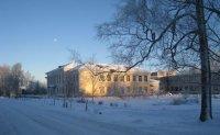 кикеринская школа зима